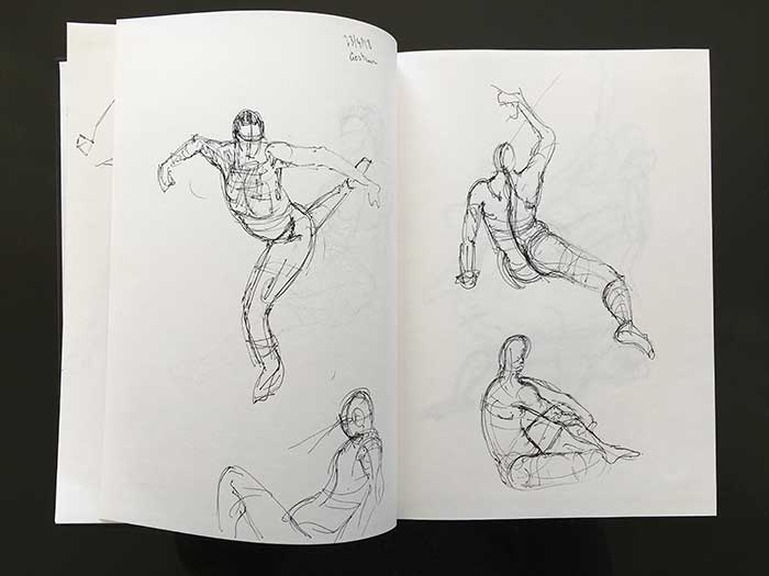 Gesture Drawing – The Ultimate Guide For Beginners