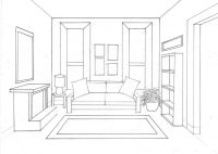Perspective Drawing Lessons from Unit 4 of the Complete ...