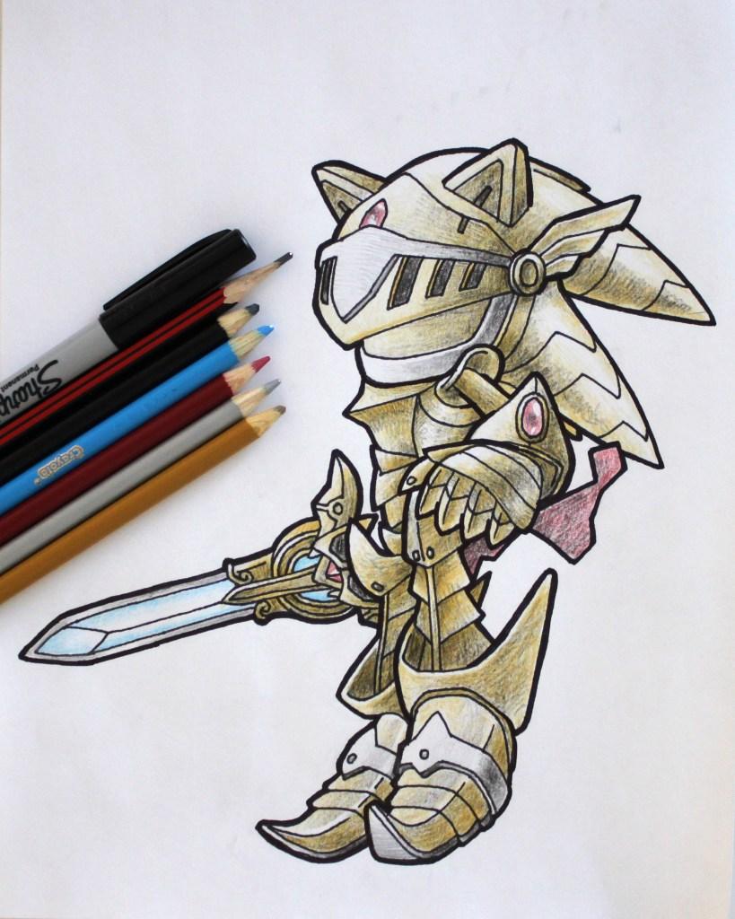 Excalibur Sonic - Complete