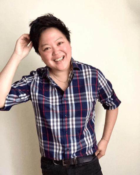 Former MasterChef Australia contestant Sarah Tiong