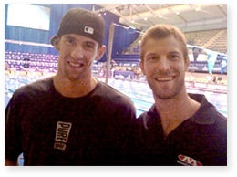 Michael Phelps, Dr. Axe