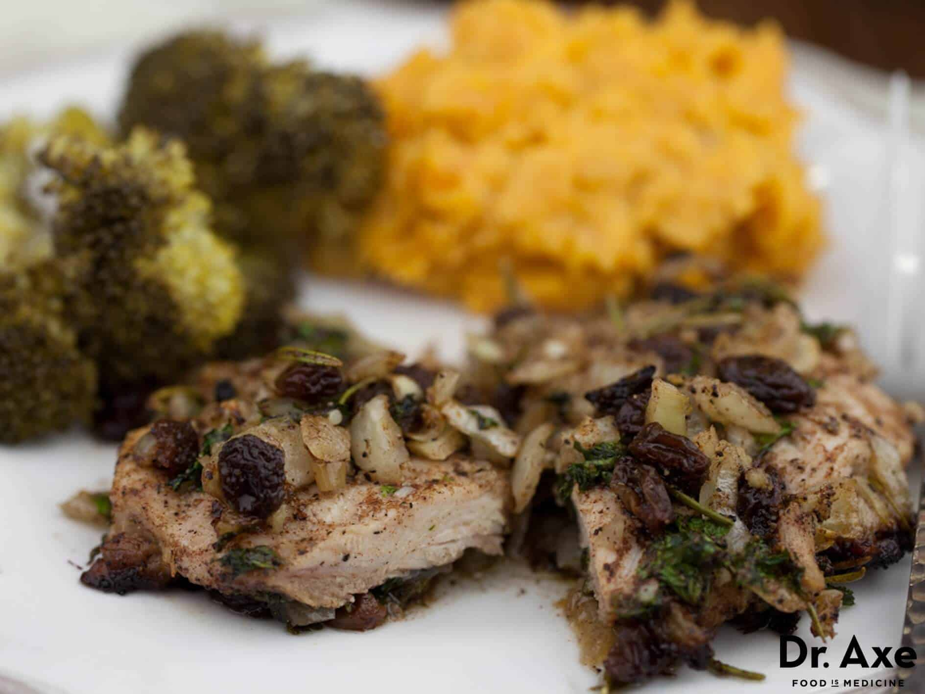 this garlic baked chicken recipe is delicious easy to make and
