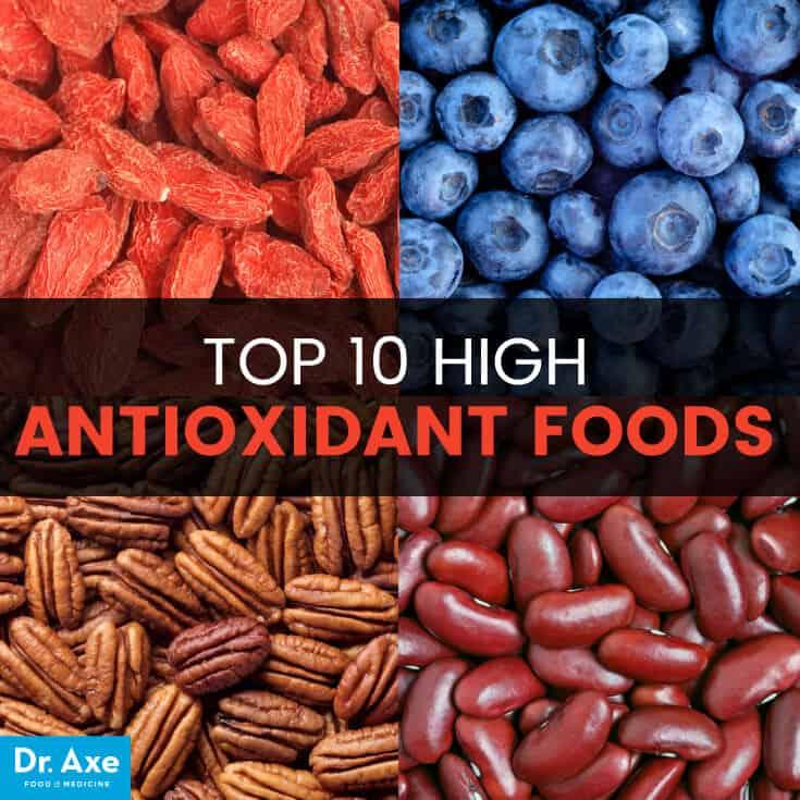 Best Antitoxin Foods