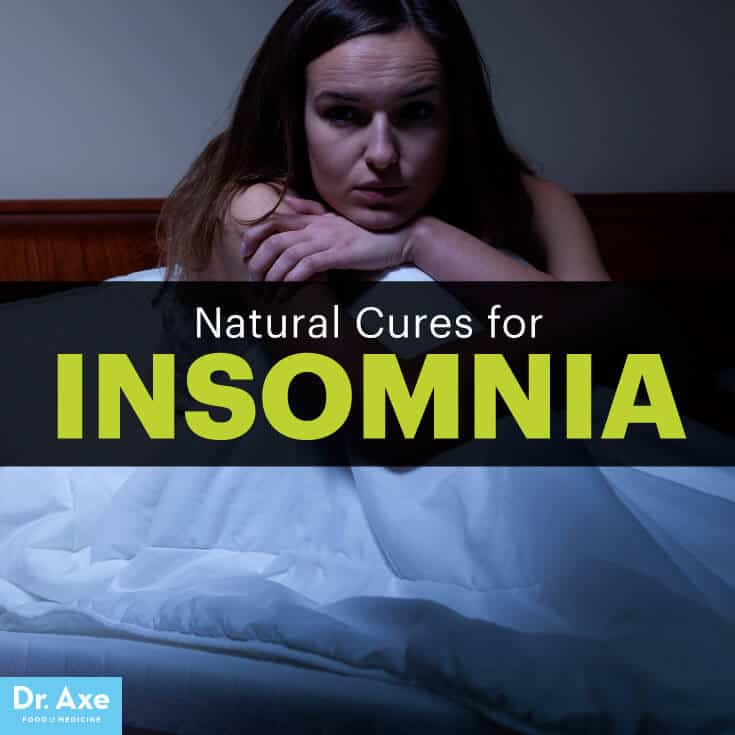 Natural Cures for Insomnia - Dr. Axe