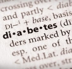 Dictionary definition of Diabetes