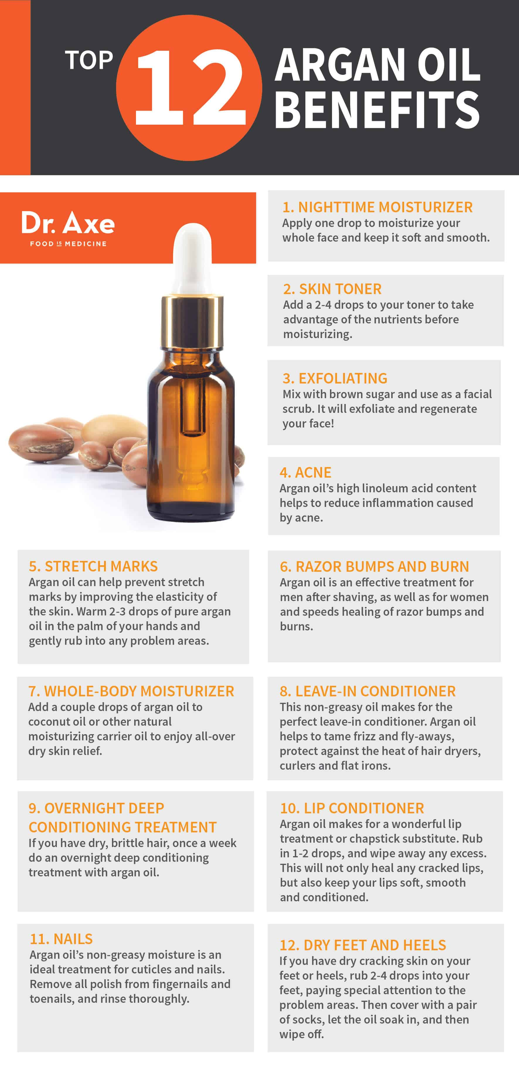 Top 12 Argan Oil Benefits For Skin Amp Hair
