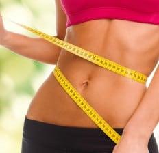 Perdre du poids et des pouces, Fitness féminin