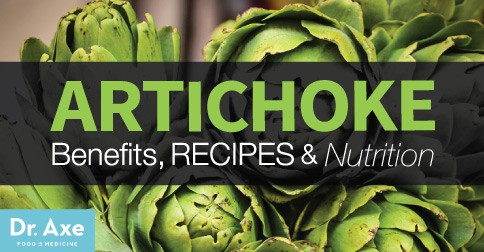Artichokes Benefits Recipes Amp Nutrition Facts Dr Axe