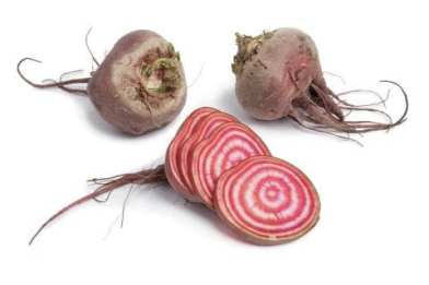 Whole Chioggia Beets