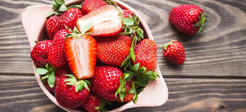 Strawberry Nutrition Health Benefits And Recipes Dr Axe