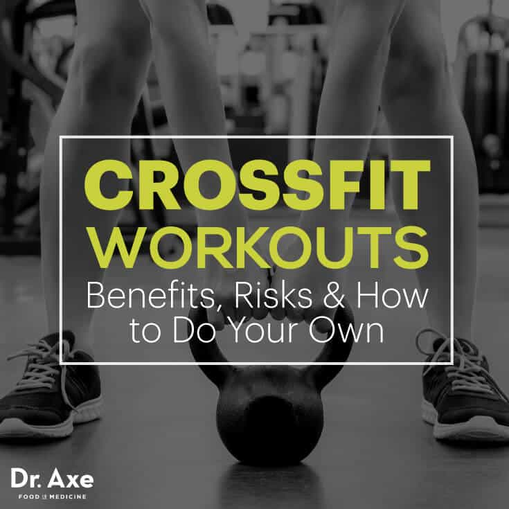 CrossFit Workouts Benefits Risks  How to Do Your Own