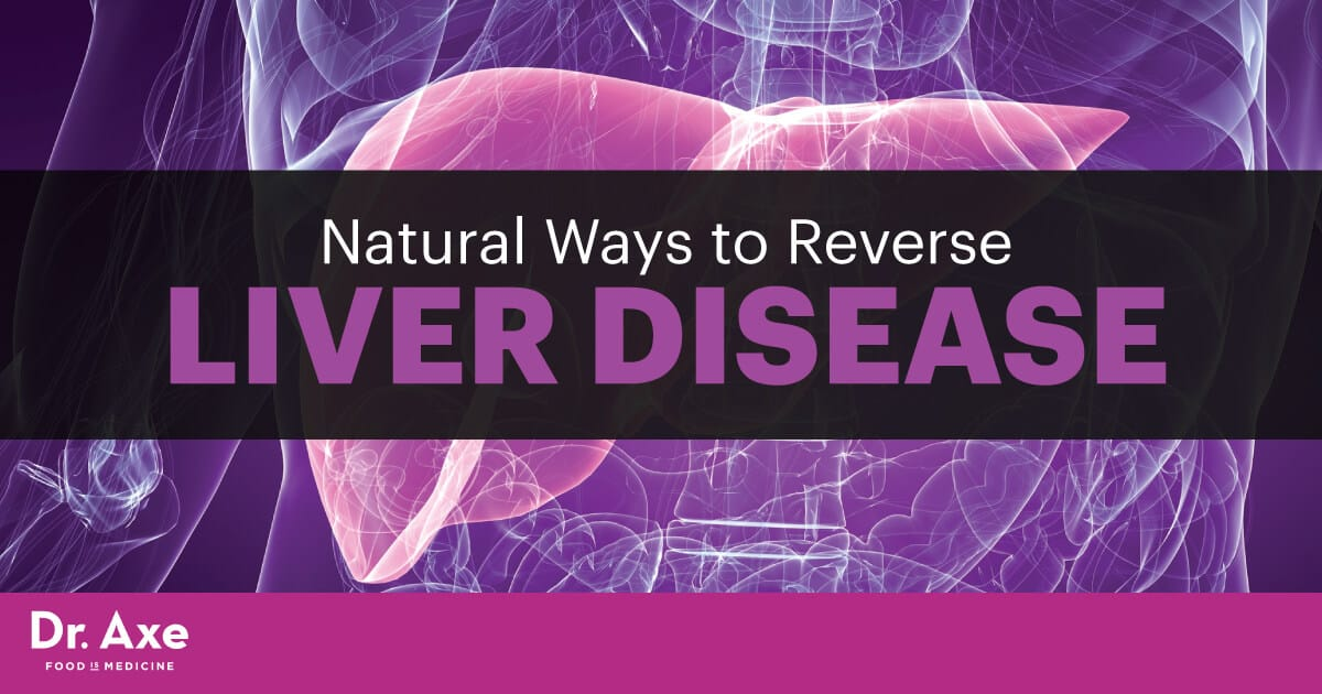 Liver Disease Causes Symptoms  Natural Ways to Manage