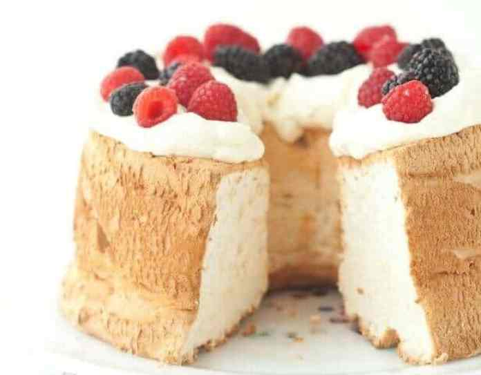 Is Boxed Angel Food Cake Gluten Free
