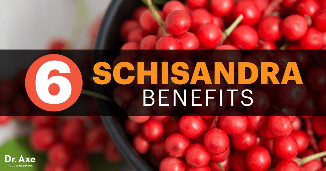 Schisandra Benefits Adrenals Amp Liver Detox Dr Axe