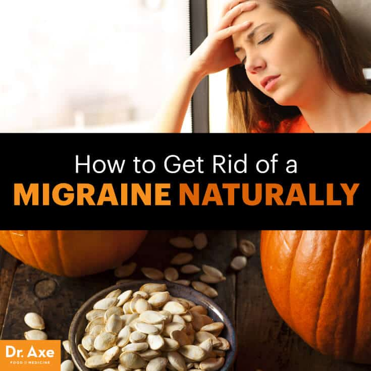 Ways To Get Rid Of Migraines Naturally