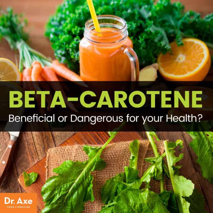 Beta-Carotene - Dr. Axe