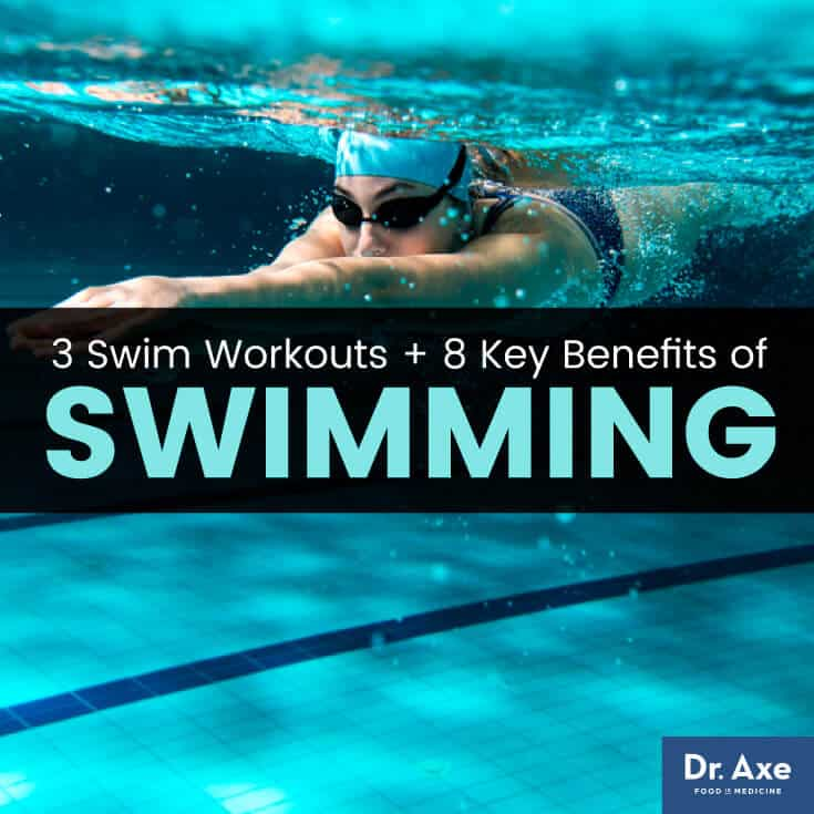 Swim workouts - Dr. Axe