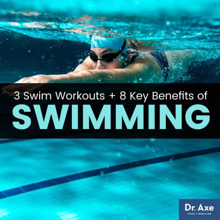 Swim workouts - Dr. Axe