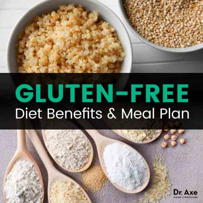 Gluten-free diet - Dr. Axe