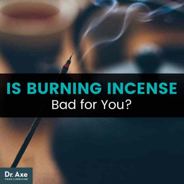 Is incense bad for you? - Dr. Axe