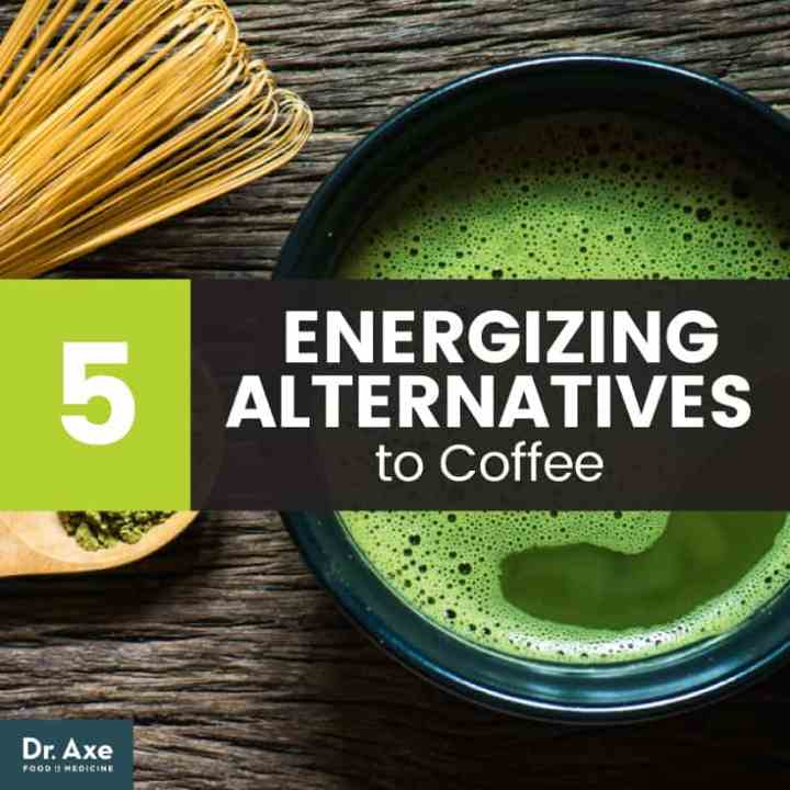 Coffee alternatives - Dr. Axe