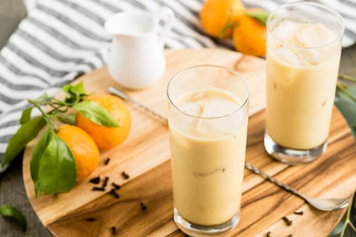 Recette de thé glacé thaïlandais - Dr. Axe