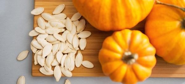 Pumpkin seeds - Dr. Axe
