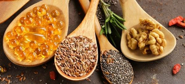 Vegan omega-3 - Dr. Axe
