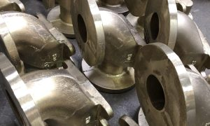 Aluminium Bronze Casting Valves - UK Foundry