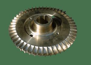 Aluminium Bronze High Pressure Impeller Casting - AB2