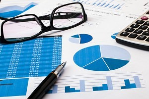 Commercial Financing graphs & charts
