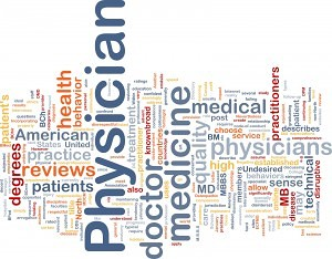medical staff governance word cloud
