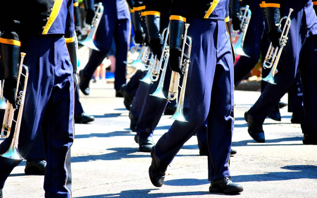 #35: What I Learned about Navigating Uncertainty from Marching Band
