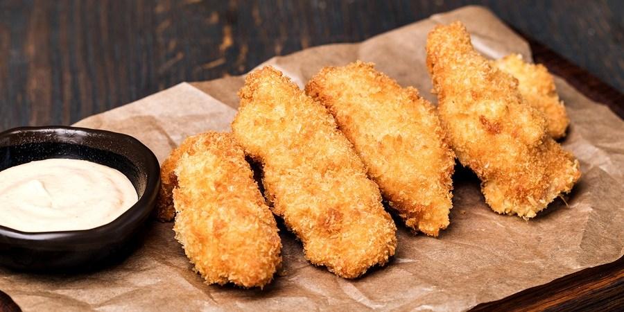Paleo chicken nuggets