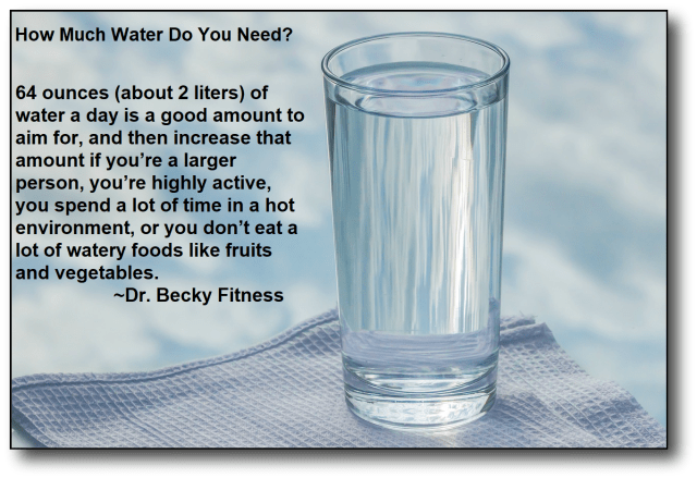 Water for Weight Loss