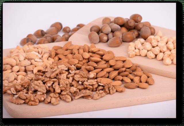 avocado substitute - nuts