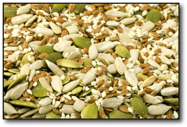 avocado substitute - seeds picture