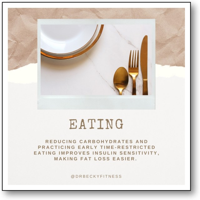 Eating: Food Choices and Food Timing