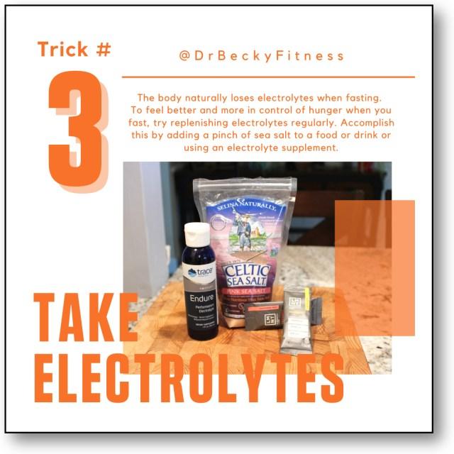 Take Electrolytes