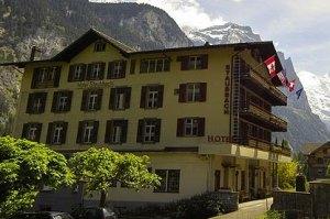 Hotel Staubbach, Lauterbrunnen