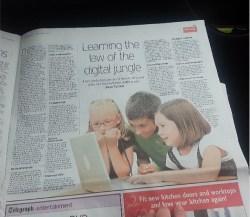 The (Weekend) Telegraph, February 2014