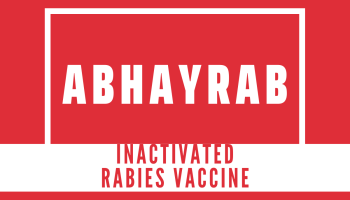 Abhayrab inactivated rabies vaccine