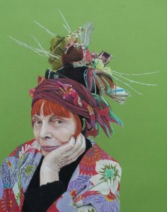 Raga by Claudia Biçen - Aging is an Art Form