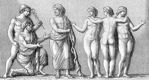 Image result for Apollo and Asclepius