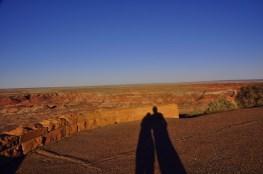 Painted Desert Sunsett