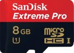 Sandisk Extreme Pro 8GB Micro sdhc-uhs-i-95mb-s-class-10-memory-card-for-hd-3d
