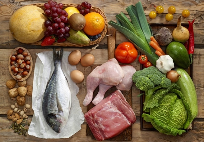 A look at paleo diets.