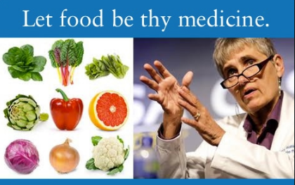 Looking to diets as a means of mediating autoimmune symptoms