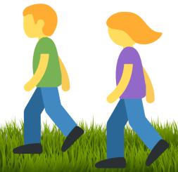 Walking: A way to start Digital detox challenge