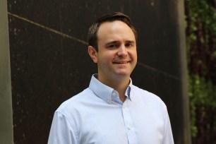 Photo of Sam Holliday, CEO of Oshi Health